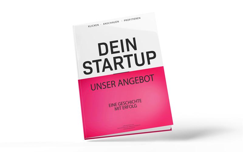 Angebot-Startup