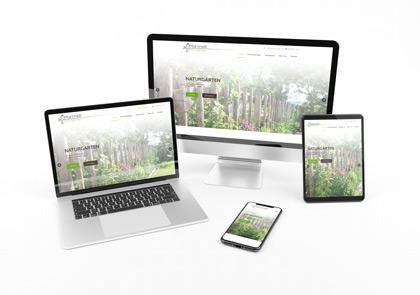 Martinelli Naturgärten GmvH - Referenzen vayemo gmbh